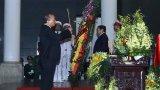 Tổ chức trọng thể Lễ viếng nguyên Chủ tịch nước, Đại tướng Lê Đức Anh