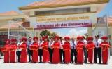 Phó Thủ tướng Thường trực Chính phủ dự lễ khánh thành các công trình giao thông nông thôn và giáo dục tại Long An