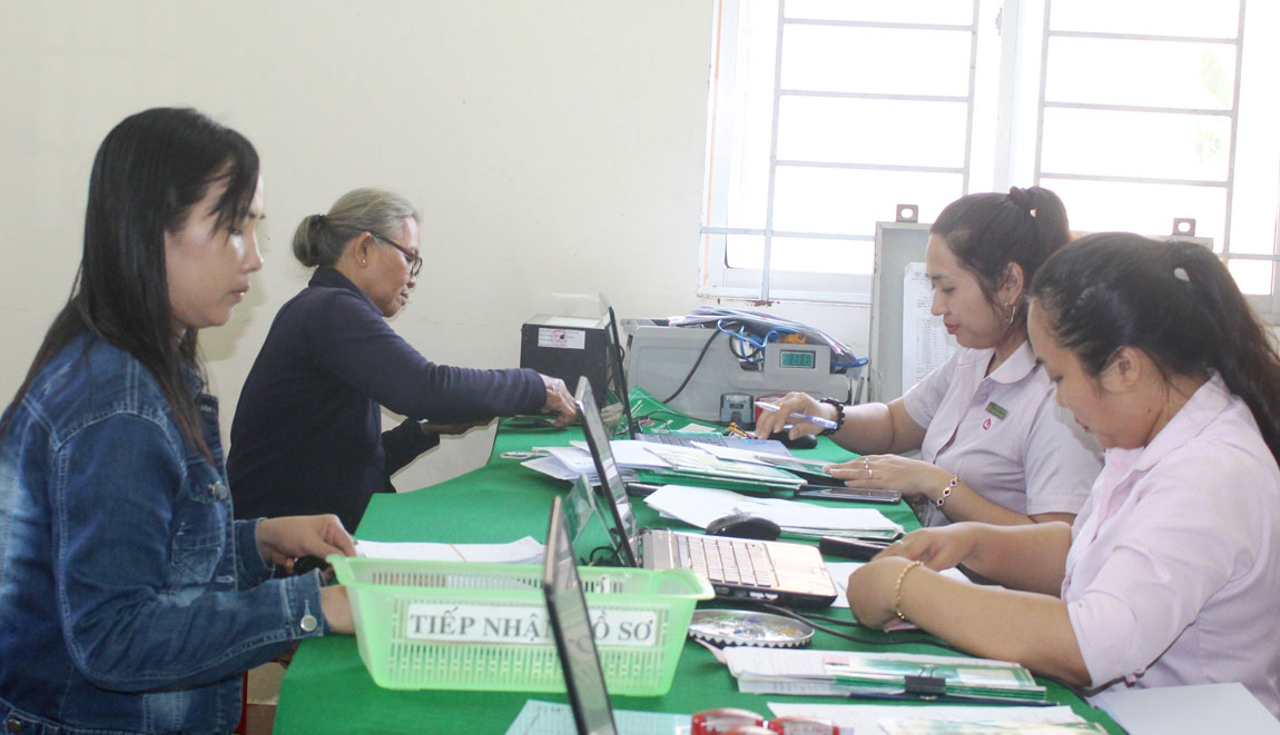 In 2019, the provincial VBSP was allocated VND 15 billion to the Social Housing Loan Program