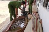Bắt giữ đối tượng vận chuyển trên 1.000 gói thuốc lá ngoại nhập lậu
