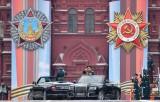 Lễ diễu binh hoành tráng kỷ niệm 74 năm Chiến thắng phátxít tại Nga