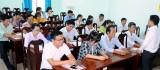 Tập huấn giảm kỳ thị và phân biệt đối xử liên quan đến HIV trong các cơ sở y tế
