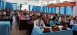 Khai mạc Đại hội MTTQ Việt Nam TP.Tân An lần thứ IX, nhiệm kỳ 2019 - 2024