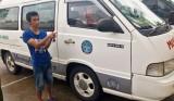 Táo tợn trộm xe khách tại bến xe Cà Mau mang về Bạc Liêu để bán