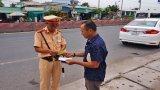 Tăng cường kiểm tra, xử lý vi phạm trật tự an toàn giao thông