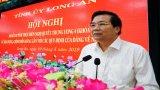 Bí thư Tỉnh ủy Long An - Phạm Văn Rạnh: Cần chọn khâu đột phá, khâu khó, tạo chuyển biến trong xây dựng Đảng