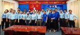Đoàn - Đội TP.Tân An và TP.Phan Rang - Tháp Chàm giao lưu, học tập kinh nghiệm