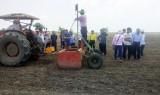 Hiệu quả từ ứng dụng công nghệ cao trên cây lúa tại hợp tác xã Vĩnh Thuận