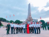 Long An tham gia Liên hoan kỷ niệm 60 năm Ngày mở đường Hồ Chí Minh và Truyền thống bộ đội Trường Sơn.