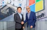 SK Telecom và Microsoft hợp tác phát triển 5G, AI, điện toán đám mây