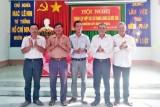 Thành lập Hợp tác xã thanh long Đức Tân