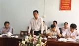 Đức Hoà cần nhanh chóng xử lý rác thải không đúng quy định tại Khu công nghiệp Hải Sơn và Hạnh Phúc