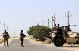 Đọ súng ở Bán đảo Sinai, quân đội Ai Cập tiêu diệt 47 phiến quân