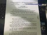 Công ty TNHH Dệt nhuộm Thịnh Phát bị xử phạt vi phạm lĩnh vực môi trường gần 250 triệu đồng