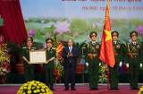 Thủ tướng gắn Huân chương bảo vệ Tổ quốc hạng Nhất cho Binh đoàn 12