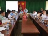 Long An lấy ý kiến về việc thành lập Hội các doanh nghiệp xuất khẩu gạo