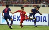 Bản quyền hai trận đấu của tuyển Việt Nam tại King's Cup: 7 tỉ đồng