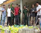 Công an tỉnh Long An thụ lý vụ ma túy khủng hơn 60 kg