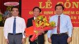 Ông Lê Quốc Dũng được bổ nhiệm Chánh án Tòa án nhân dân tỉnh Long An