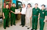 Bộ đội Biên phòng tỉnh Long An: Bảo vệ chủ quyền, an ninh biên giới quốc gia