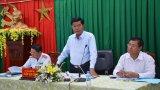 Chủ tịch UBND tỉnh Long An – Trần Văn Cần giải quyết khiếu nại liên quan đến Khu công nghiệp - Cầu cảng Phước Đông