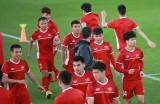 ĐT Việt Nam chỉ tập 3 buổi trước khi gặp ĐT Thái Lan ở King's Cup