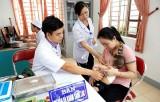 Sử dụng đồng thời 2 loại vắcxin 5 trong 1 trong tiêm chủng mở rộng