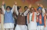 Đảng BJP thắng áp đảo, Thủ tướng Modi tái đắc cử nhiệm kỳ 2