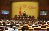 Quốc hội thảo luận về quy hoạch, quản lý và sử dụng đất đai tại đô thị