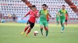 Giải bóng đá hạng Nhất quốc gia: Long An hòa đáng tiếc trên sân Cần Thơ