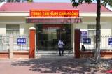 Trung tâm Hành chính công Vĩnh Hưng hoạt động dần vào nề nếp