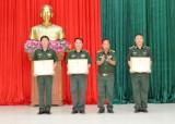 Bộ đội Biên phòng Long An tôn vinh Điển hình tiên tiến Học tập và làm theo tư tưởng, đạo đức, phong cách Hồ Chí Minh