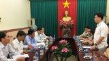 Lãnh đạo tỉnh Long An làm việc với Viện Hàn lâm Khoa học xã hội Việt Nam