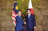 Nhật Bản và Malaysia nhất trí làm sâu sắc quan hệ song phương