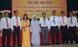 UBMTTQ Việt Nam huyện Thạnh Hóa thực hiện tốt các cuộc vận động