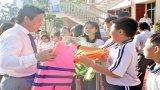 Phó Chủ tịch UBND tỉnh Long An - Phạm Tấn Hòa phát động toàn dân tập luyện bơi lội phòng, chống đuối nước 2019