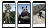 Google Search hỗ trợ tìm kiếm động vật hiển thị dạng AR