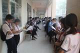 Hơn 18.000 thí sinh Long An bước vào môn thi đầu tiên kỳ thi tuyển sinh lớp 10 công lập