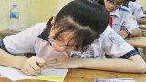 Thí sinh Long An bước vào môn thi cuối kỳ thi tuyển sinh lớp 10