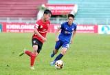 Giải bóng đá hạng Nhì quốc gia: Bà Rịa – Vũng Tàu quá mạnh trước chủ nhà Long An