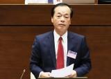 Hôm nay, Quốc hội chất vấn Bộ trưởng Bộ GTVT Nguyễn Văn Thể