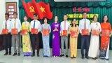 84 học viên tốt nghiệp Trung cấp Lý luận Chính trị - Hành chính