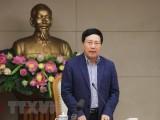 Sáng 06/6, Phó Thủ tướng Phạm Bình Minh đăng đàn trả lời chất vấn