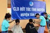 Hớt tóc miễn phí cho trẻ em nghèo