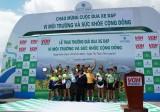 Trao giải thưởng cuộc đua xe đạp phong trào do Công ty VWS tài trợ