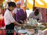 Quảng bá văn hóa ẩm thực và du lịch Việt Nam tại Công viên Thống nhất