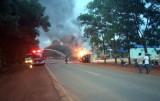 Tai nạn giao thông thảm khốc tại Campuchia khiến 11 người chết