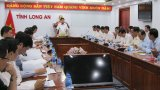 UBND tỉnh Long An thông qua các nội dung trình HĐND tỉnh kỳ họp thứ 15 năm 2019