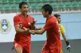 """Đánh bại U.23 Thái Lan, U.23 Singapore gửi """"chiến thư"""" đến SEA Games 30"""
