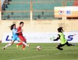Khai mạc bóng đá nữ VĐQG: đương kim vô địch khẳng định sức mạnh